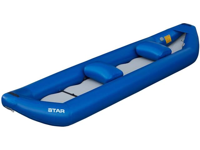 "NRS STAR Seminole II Kayak Hinchable 12'7"", blue"